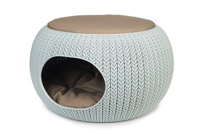 Curver Cozy Pet Home Lichtblauw