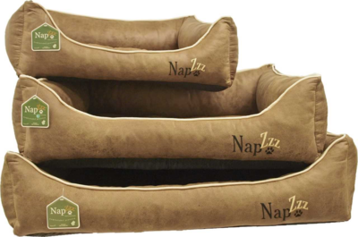 Hondenmand NapZZZ Leatherlook