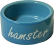 Hamster-eetbak-steen-Blauw