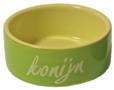 Konijnen-eetbak-steen-Groen