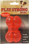 Playstrong-Rubberen-Bot-Rood