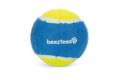 Beeztees-fetch-Tennisbal.-Blauw-Geel.-10-cm