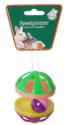 Knaagdier-speelgoed-Diabolo-met-bel
