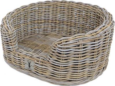 Boony 'Est 1941' rotan basket highback