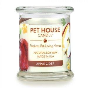 Renske Pet House Candle Apple Cider