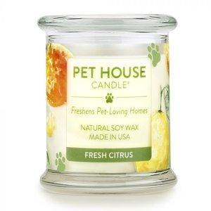 Renske Pet House Candle Fresh Citrus