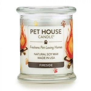 Renske Pet House Candle Fireside