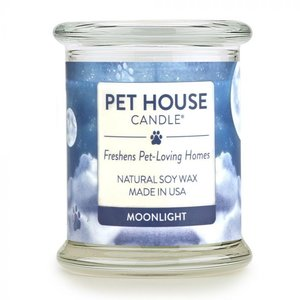 Renske Pet House Candle Moonlight