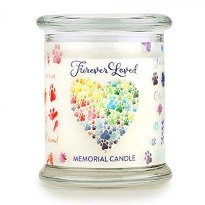 Renske Pet House Memorial Candle