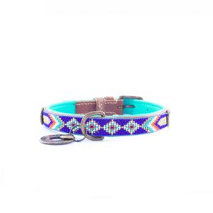 DWAM Stella Blue Halsband