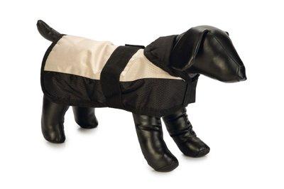 Beeztees Polar Hondenjasje Zwart Beige Nylon