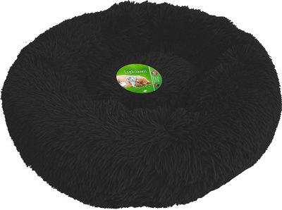 Boon donut supersoft zwart, 65 cm