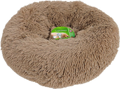 Boon donut supersoft bruin, 65 cm