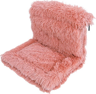 Boon radiator hangmat supersoft, roze