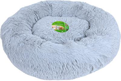 Boon donut supersoft lichtgrijs, 85 cm