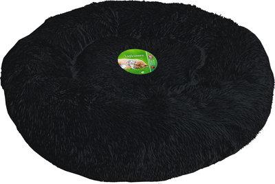 Boon donut supersoft zwart, 85 cm