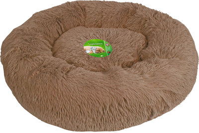 Boon donut supersoft bruin, 85 cm