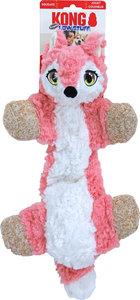 Kong Low Stuff Flopzie fox, medium