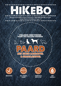 Hikebo Adult medium/large Paard