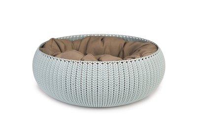 Curver Cozy Pet Bed Lichtblauw