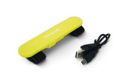 BZ Safety Gear siliconen veiligheidslichtstrip+USB voor looplijn