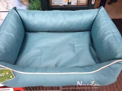 Hondenmand NapZZZ turquoise