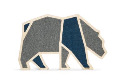Beeztees Blue Bear