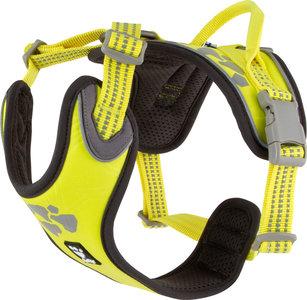 Hurtta Weekend Warrior Harness Neon Lemon