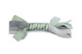 Beeztees-Puppy-Speeltouw-Kaz-Hondenspeelgoed-Grijs-Groen-25-cm