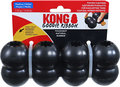 Kong-Extreme-rubber-Goodie-ribbon-zwart-medium
