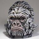 Gorilla-Bust-White