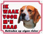 Waakbord-Beagle