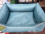 Hondenmand-NapZZZ-turquoise